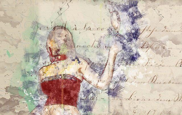 art-kobieta